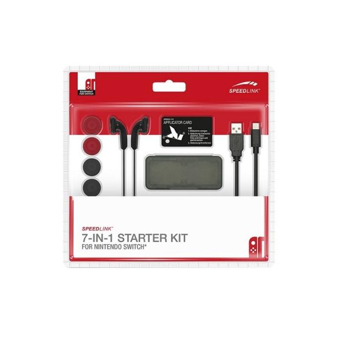 Speedlink 7-IN-1 Starter Kit For Nintendo product