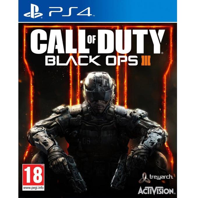 Игра за конзола Call of Duty: Black Ops III, за PlayStation 4 image