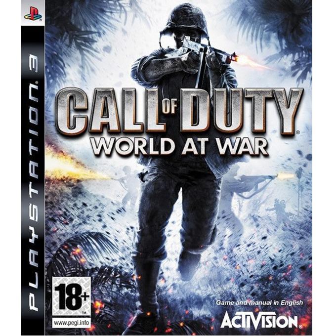 Игра за конзола Call of Duty: World at War, за PlayStation 3 image