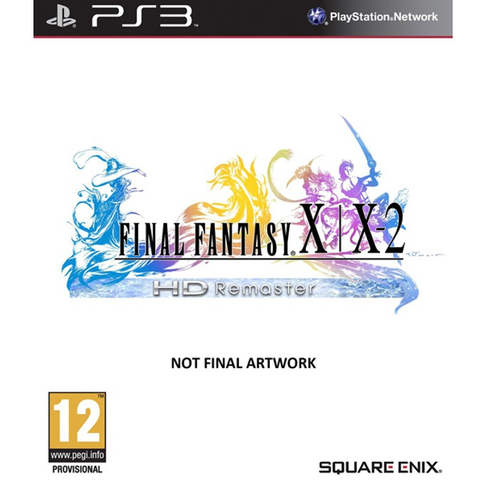 Final Fantasy X/X-2 HD Remaster, за PlayStation 3 image
