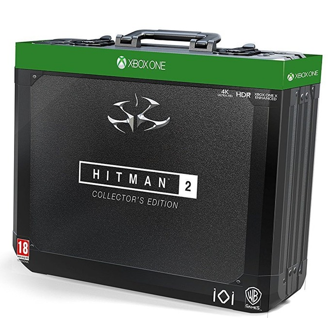 Hitman 2 Collectors Edition (Xbox One) product