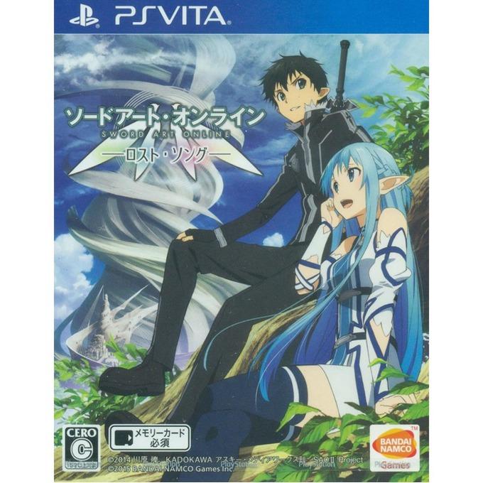 Sword Art Online: Lost Song, за PS VITA image