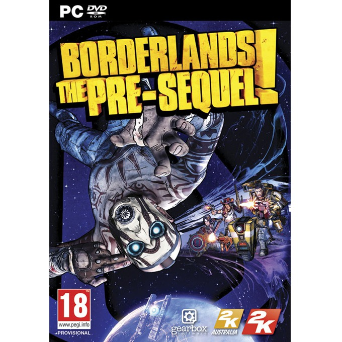 Игра Borderlands: The Pre-sequel!, за PC image