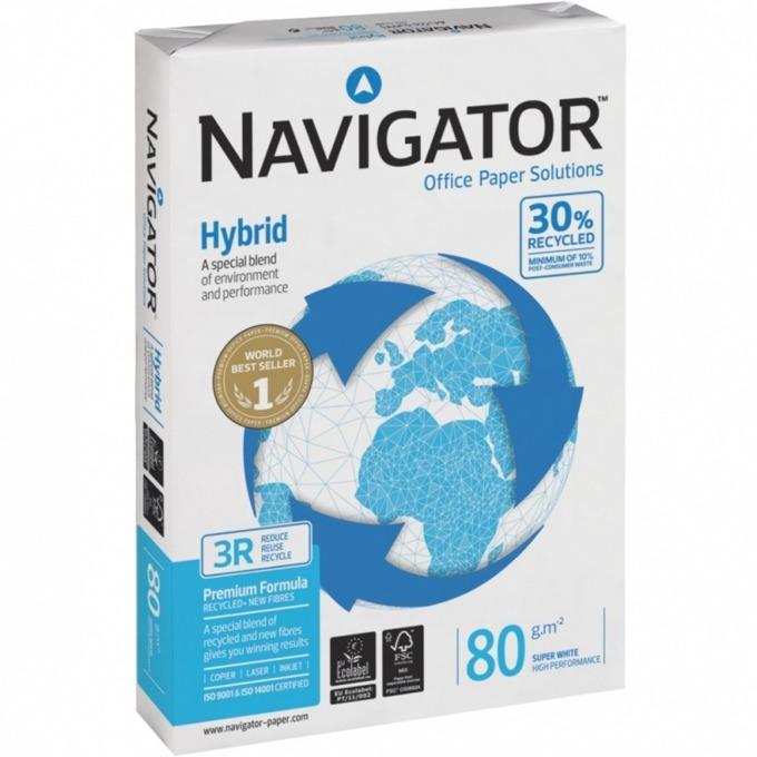 Navigator Hybrid A4 80 g/m2 500 листа бяла product