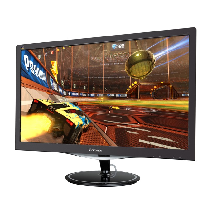 """Монитор ViewSonic VX2257-MHD, 21.5""""(54.61 см)TN панел,Full HD, 1ms,80000000:1, 250 cd/m2, HDMI, DP image"""