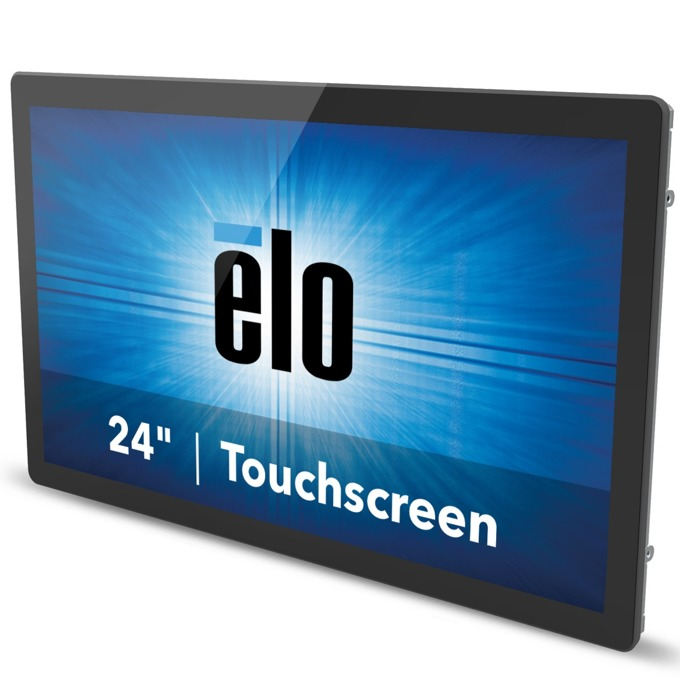"""Монитор ELO E000415, 24""""(60.96 cm)FHD TN тъч LED панел, DVI, VGA image"""