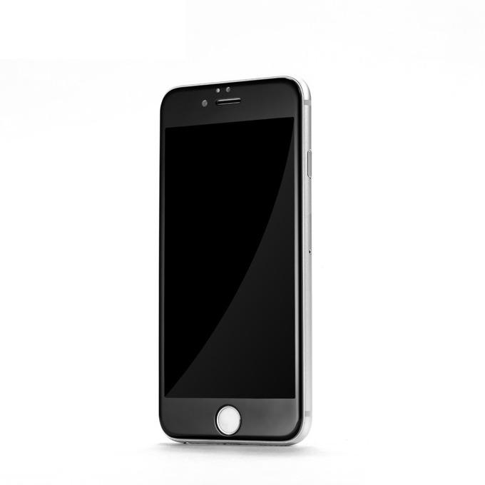Протектор от закалено стъкло /Tempered Glass/, Remax Caesar, за iPhone 7/7S, 0.3 mm, Черен image