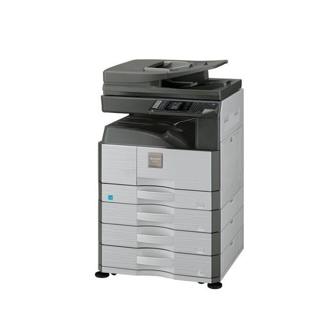 Мултифункционално лазерно устройство Sharp AR6031N, монохромен, принтер/копир/скенер, 600 x 600 dpi, 26 стр/мин, LAN100, USB, A3 image