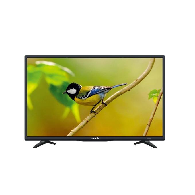 "Телевизор Arielli 24DN5T2, 24"" (60.96 cm) HD, DVB-T/C, 1x HDMI, 1x USB image"