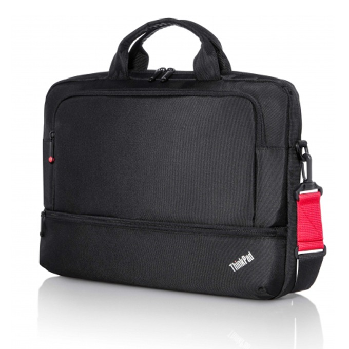 "Чанта Lenovo ThinkPad Essential Topload Case за лаптоп  до 15.6"" (39.6 cm), черна  image"