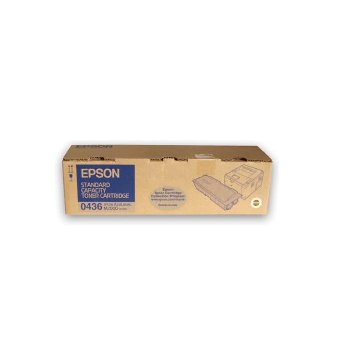КАСЕТА ЗА EPSON AcuLazer M2200D/DN/DT/DTN - Return - P№ C13S050438 - заб.: 3500k image