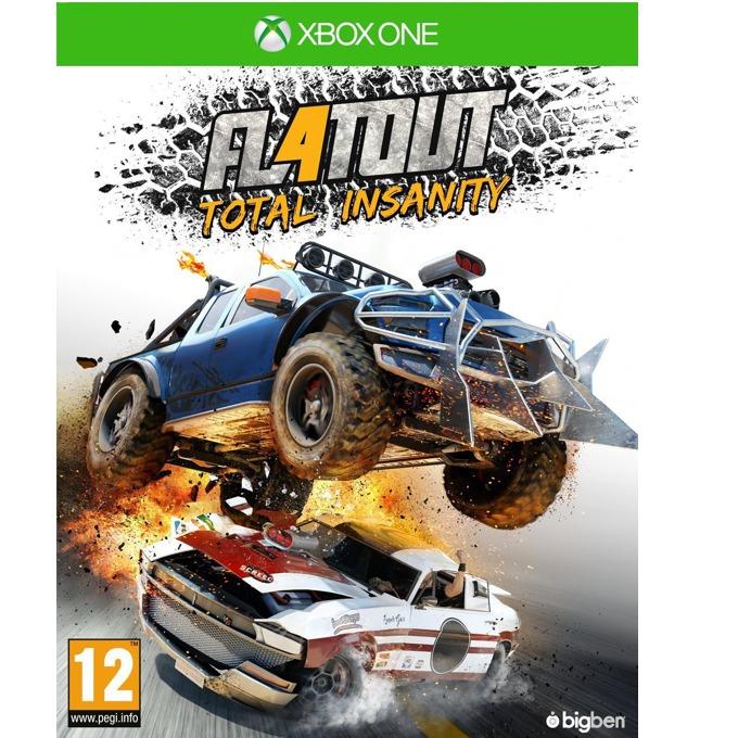Игра за конзола FlatOut 4: Total Insanity, за Xbox One image