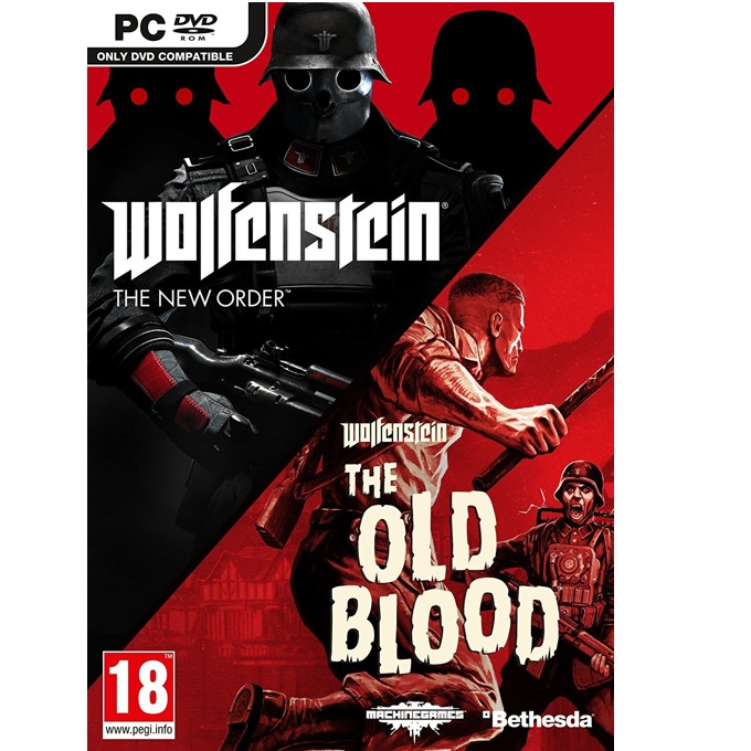 Wolfenstein: The Two Pack, за PC image