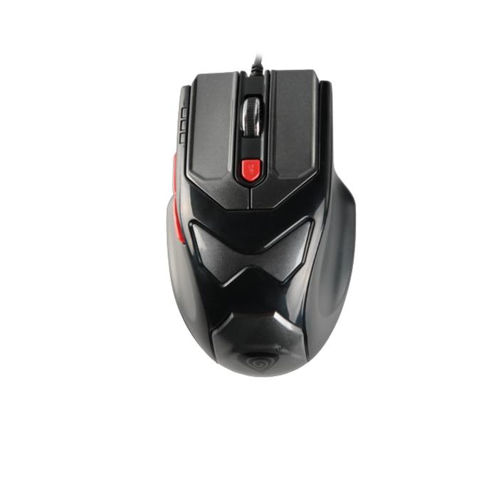 Мишка Natec Genesis G77, оптична (800-2000dpi), тежести, USB image