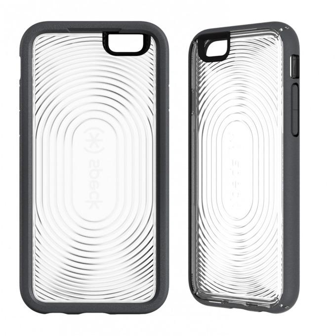 Страничен протектор с гръб Speck за iPhone 6S, прозрачен image