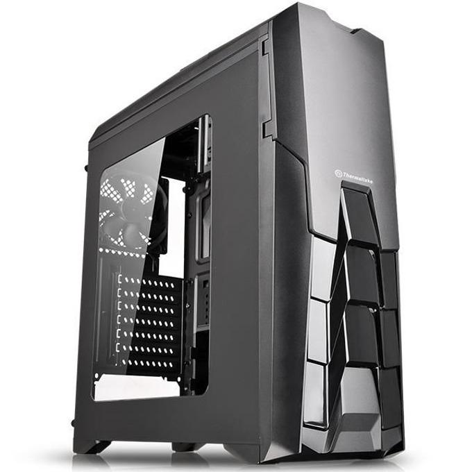 Кутия Thermaltake Versa N25, ATX/Mini ITX, USB 3.0, черна, без захранване image