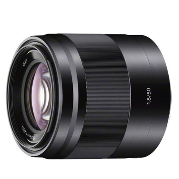 Обектив Sony SEL-50F18B 50mm f/1.8 lens image