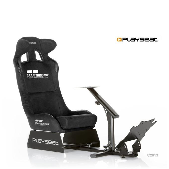 Геймърски стол Playseat Gran Turismo, черен image