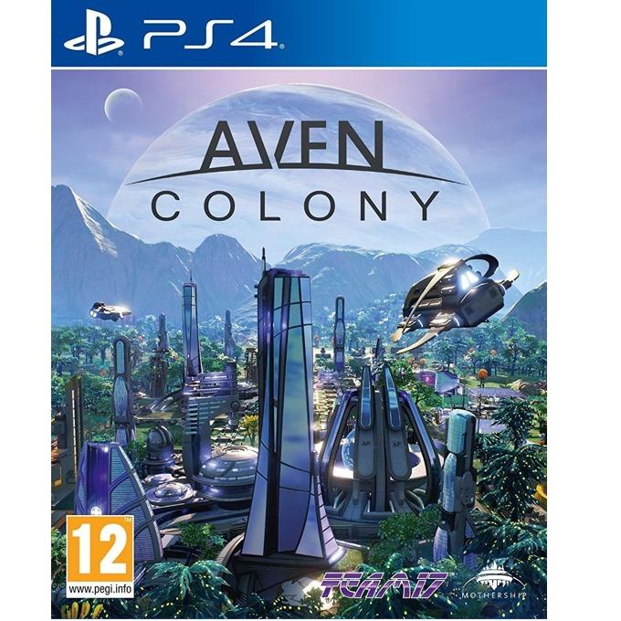 Игра за конзола Aven Colony, за PS4 image