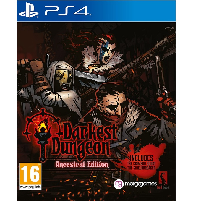 Игра за конзола Darkest Dungeon: Ancestral Edition, за PS4 image