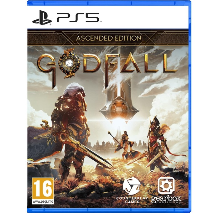 Godfall: Ascended Edition PS5 product