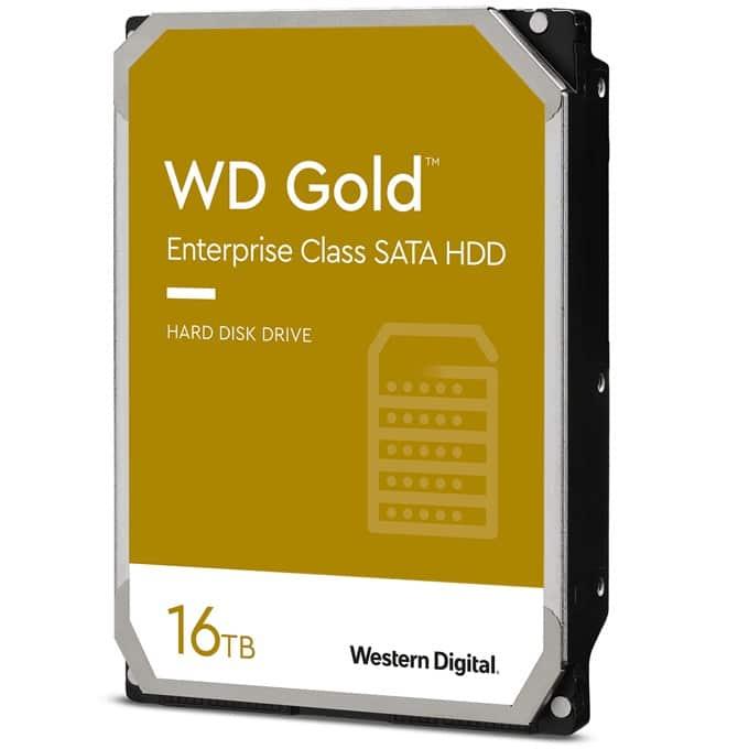Western Digital Gold 16TB SATAIII WD161KRYZ product