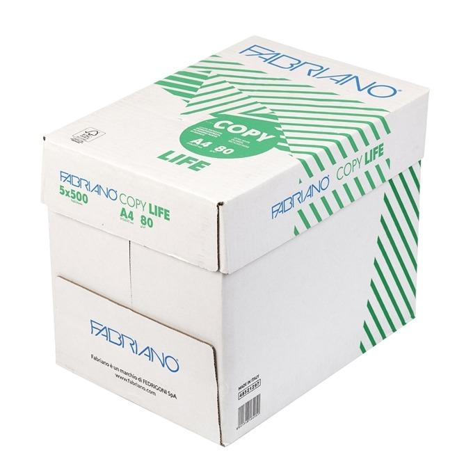 Fabriano Copy Life, A4, 80 g/m2, 500 листа, 5 паке product
