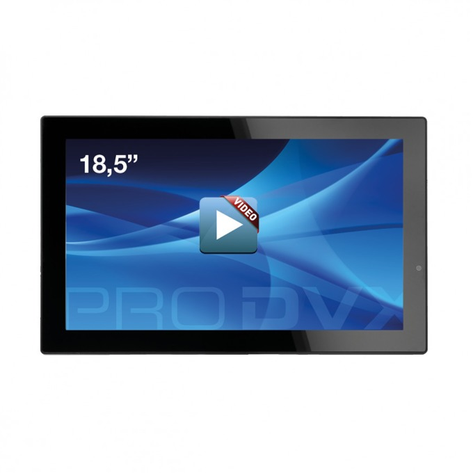 "Дисплей ProDVX SD-18, 18.5"" (46.99 cm), HD, HDMI, USB image"