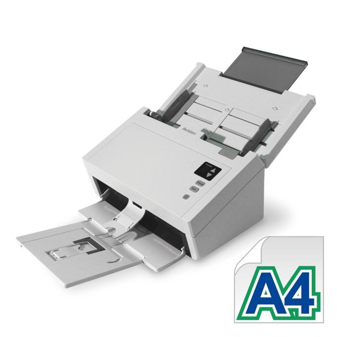 Скенер Avision AD230U, 600 x 600 dpi, A4, двустранно сканиране, ADF, USB image