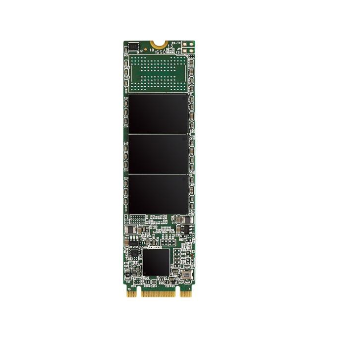 Памет SSD 256GB, Silicon Power A55, SATA 3, M.2 (2280), скорост на четене 560 MB/s, скорост на запис 530 MB/s image