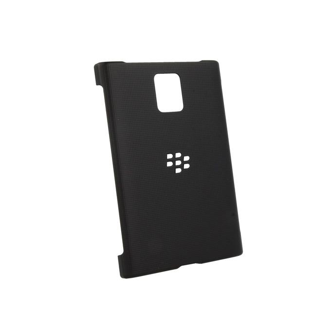 Калъф за Blackberry Passport, страничен протектор с гръб, поликарбонатов, Blackberry Hard Shell, черен image