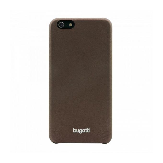 "Калъф ""джоб"" Bugatti SoftCover Nice, естествена кожа, за iPhone 6 Plus, кафяв image"