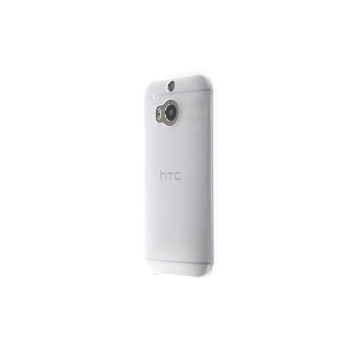 Калъф за за HTC One (M8), Поликарбонатов протектор, пластмаса, HTC Hard Shell Case, прозрачен image