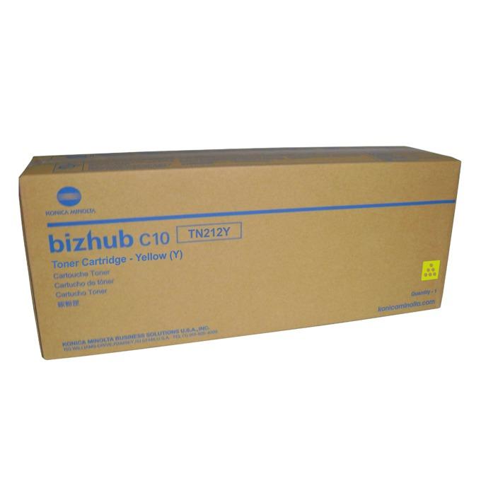 КАСЕТА ЗА KONICA MINOLTA BIZHUB C10/C10P - Yellow product