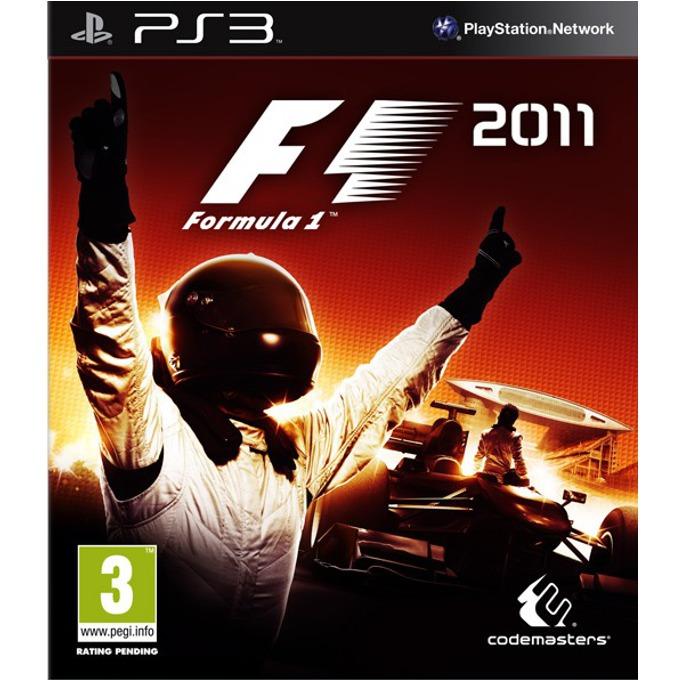 Игра за конзола F1 2011, за PS3 image