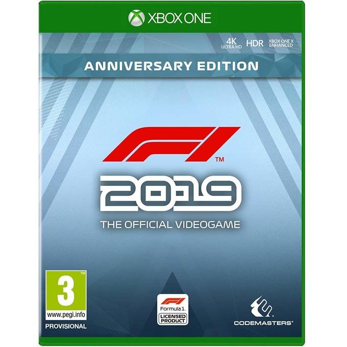 F1 2019 Anniversary Edition, за Xbox One image