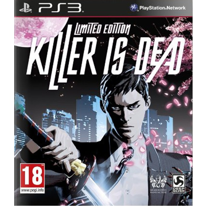 Killer is Dead Limited Edition, за PlayStation 3 image