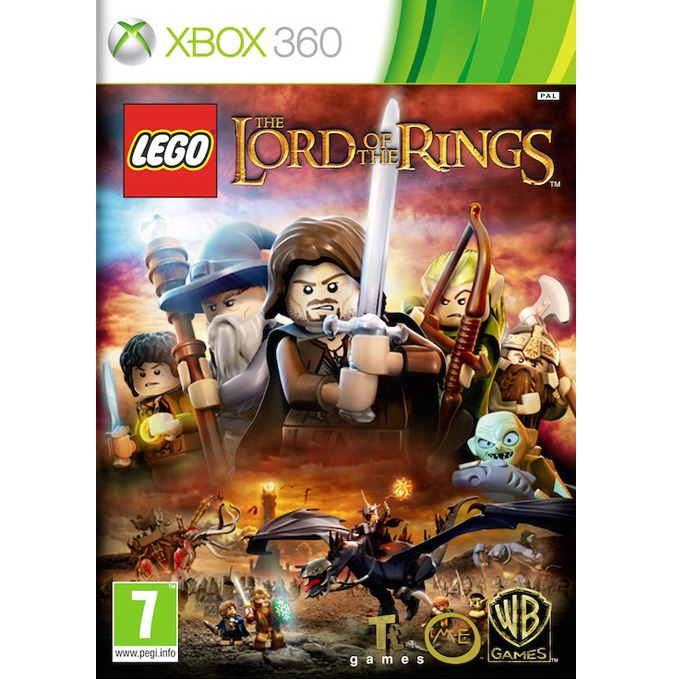 Игра за конзола LEGO Lord of the Rings, за XBOX360 image