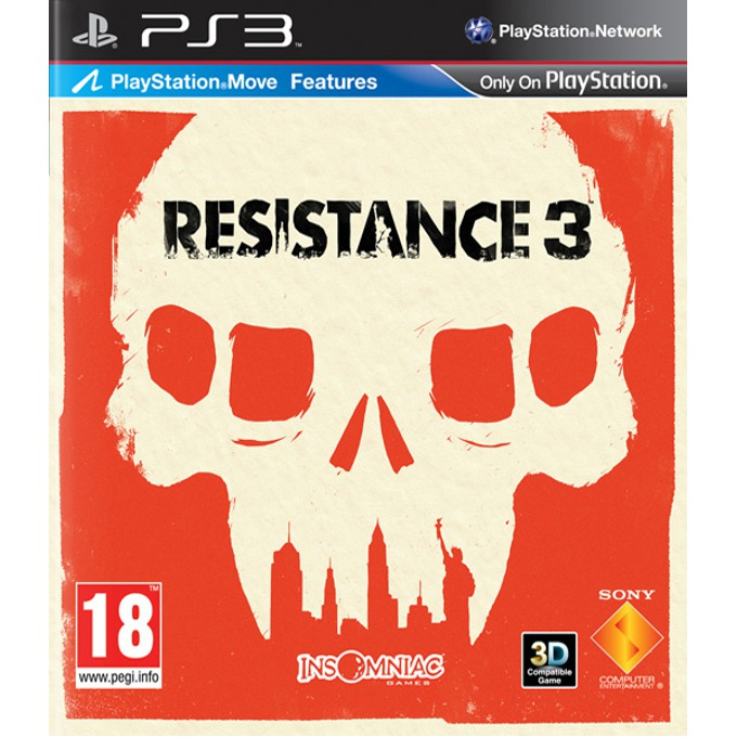 Resistance 3, за PlayStation 3 image