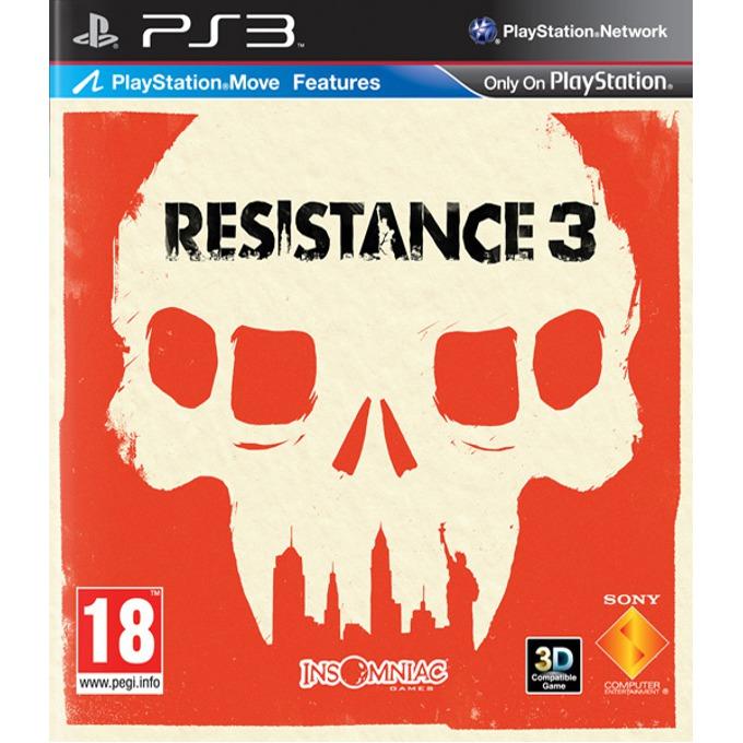 Игра за конзола Resistance 3, за PlayStation 3 image