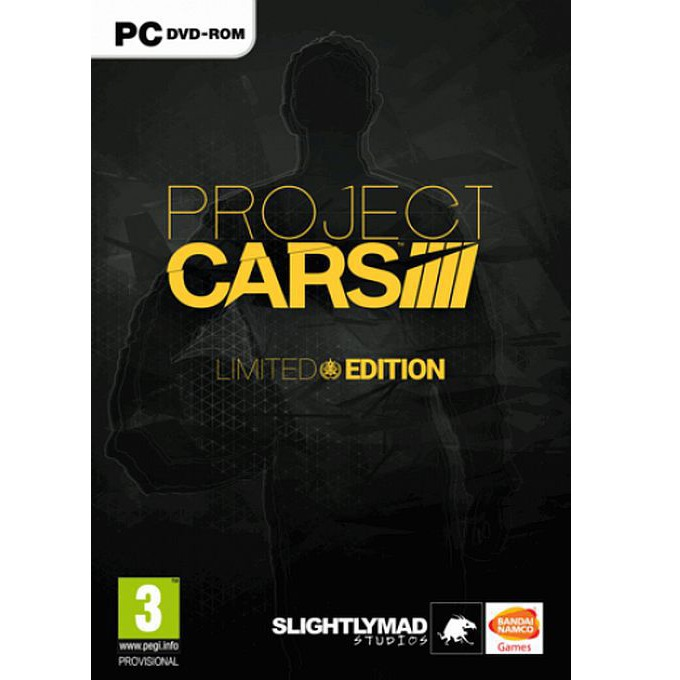 Игра Project Cars Limited Edition, за PC image