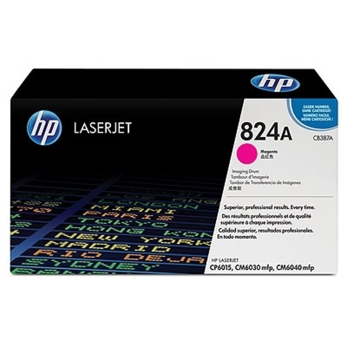 HP 824A (CB387A) Magenta product