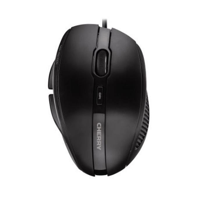 Мишка Cherry 3000, оптична (1000 dpi), USB, черна image