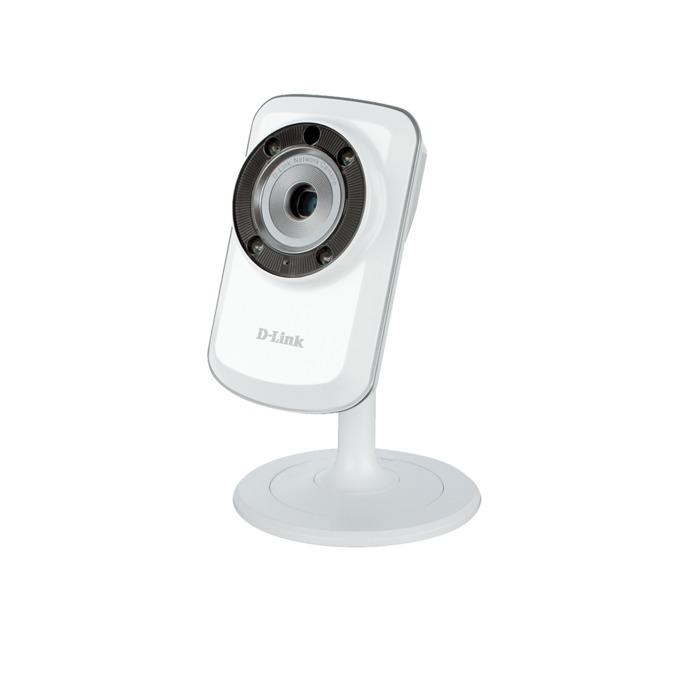 IP камера D-Link DCS-933L, безжична мрежова, IR подсветка (до 5м) image