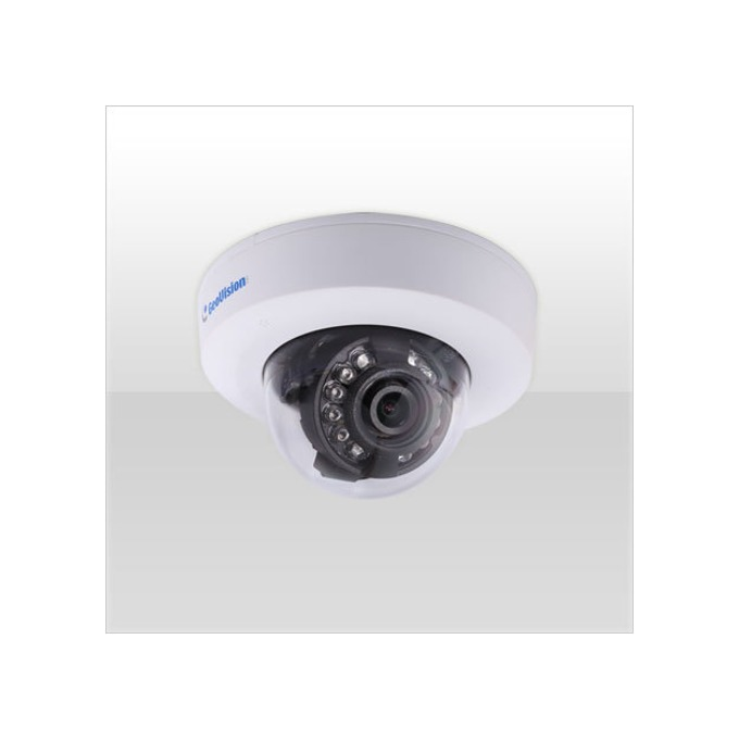 IP камера GeoVision GV-EFD2100-2F, 2.0Mpx, Low Lux, 3.8мм обектив, IR, WDR, PoE, H.264, Target Mini Fixed Dome Series image