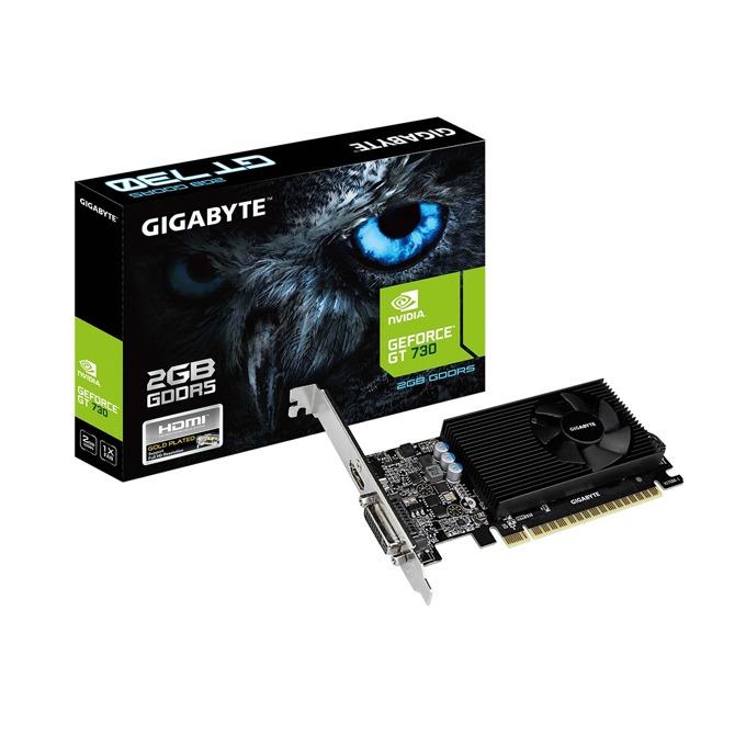 Gigabyte GeForce GT 730 2GB GV-N730D5-2GL