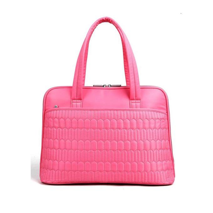 "Чанта Kingsons ""Valentine"" K8690W-P за лаптоп до 15.4"" (39.1cm), розова image"