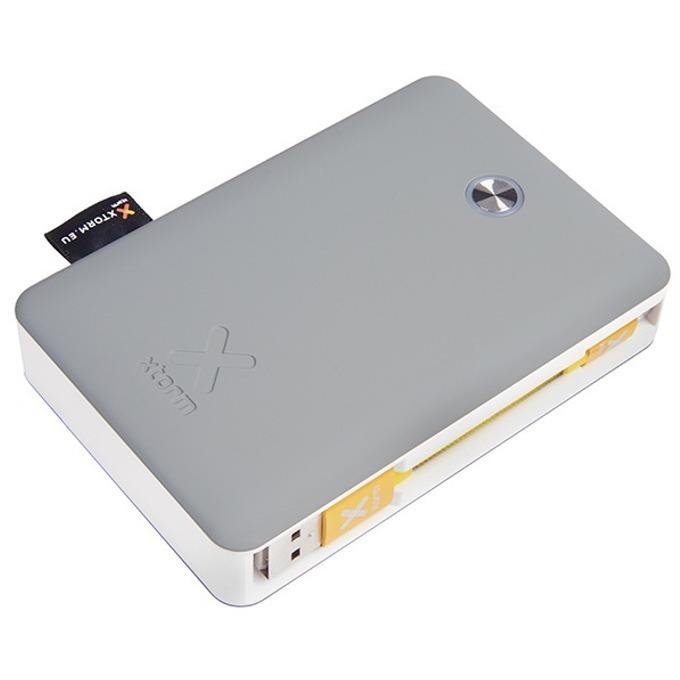 Външна батерия/power bank, A-Solar, Xtorm XB201 Travel, 10000mAh, сива image