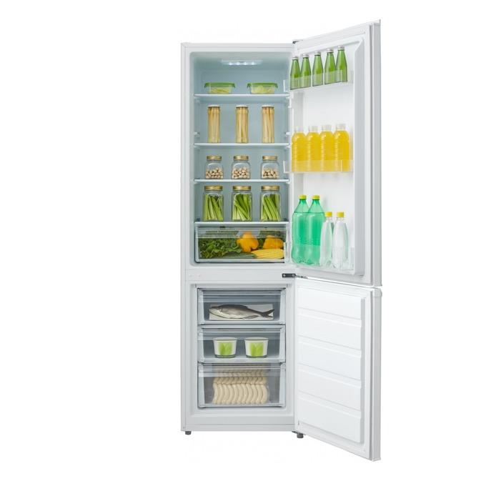 Хладилник с фризер Arielli ARD346RN, A+, 260л. общ обем, автоматично размразяване, бял image