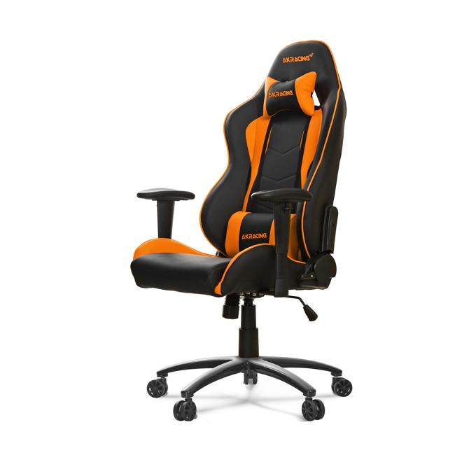 Геймърски стол AKRACING Nitro, оранжев image